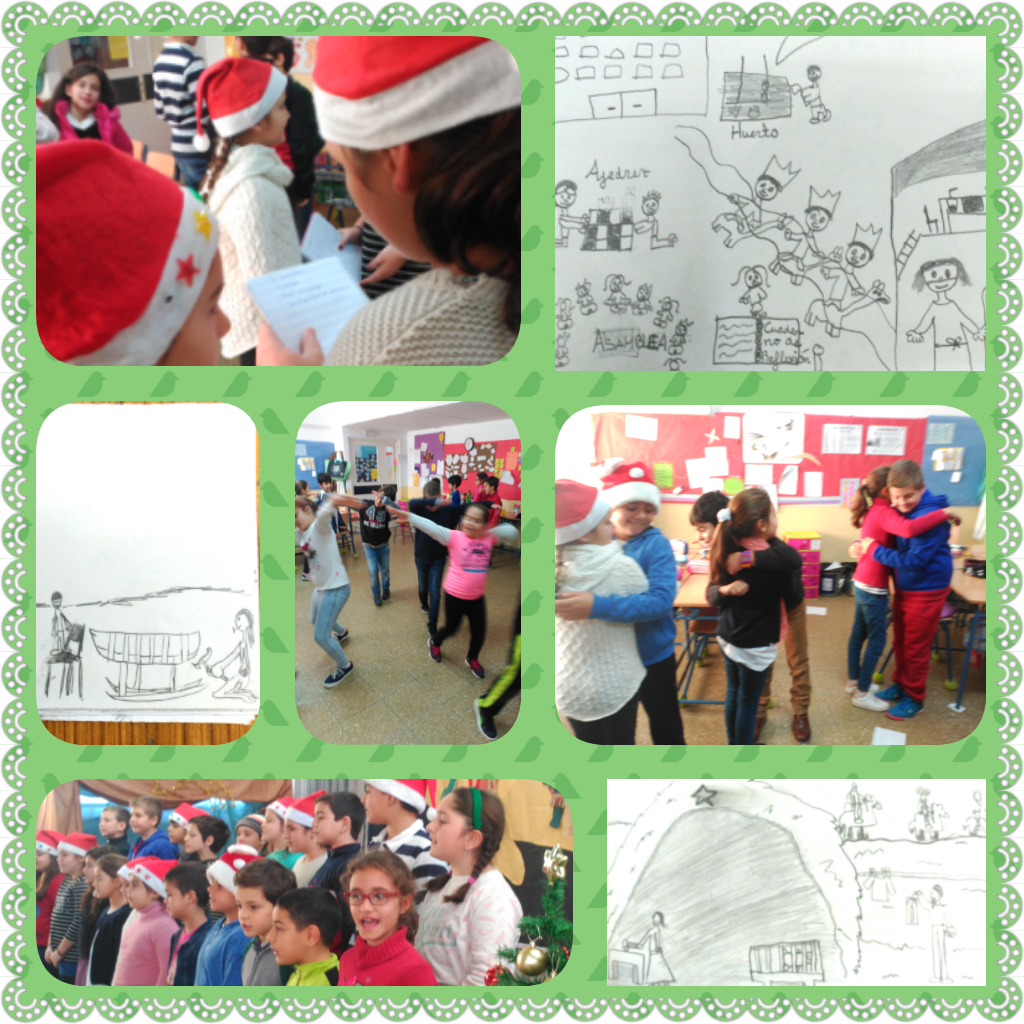 Navidad en el aula Arancha Revuelta